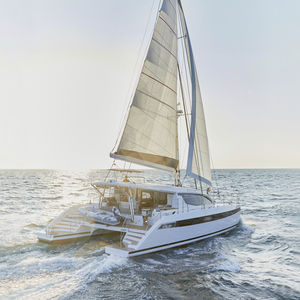 catamarán