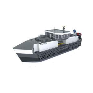 buque para la acuicultura buque feeder