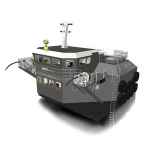 barco profesional barco para acuicultura