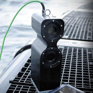 sistema de control / sistema de videovigilancia / para la acuicultura / para biomasa