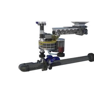 sistema de alimentación para la acuicultura