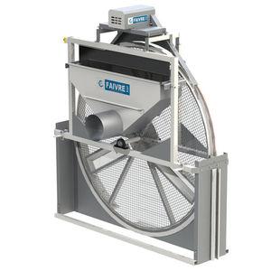 reja de desbaste para la acuicultura / rotativa