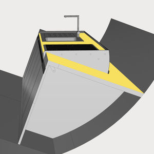 estabilizador para encimera / para barco / para yate / para buque