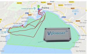seguimiento / para barco / para charter / para batería
