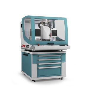 centro de mecanizado CNC / de 3 ejes / vertical / para compuestos