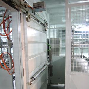 puerta para yate / para buque / corredera / estanca