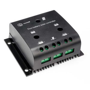 controlador de carga para panel solar / de barco