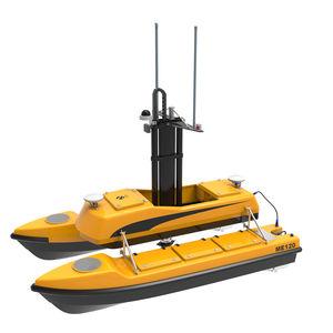 vehículo no tripulado marino para estudios oceanográficos / para estudios hidrográficos / para mediciones ambientales / autónomo