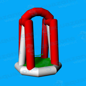 juego acuático columpio / inflable / flotante