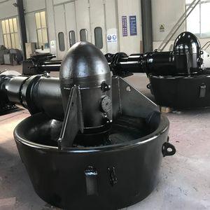 propulsor acimutal / timón / de proa / de popa