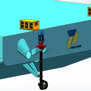propulsor acimutal / timón / Voith / fijo