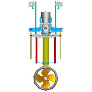 propulsor acimutal