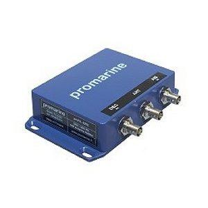 divisor para antena VHF / AIS / para barco