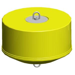 boya de fondeo / para la acuicultura / cilíndrica / para corrientes fuertes