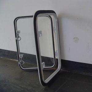 portillo rectangular / redondo / para buque / abrible