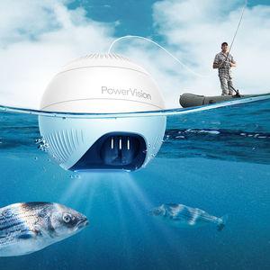 sonda de pesca para barco / a color / portátil