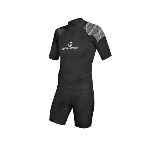 traje húmedo de deporte náutico / de manga corta / integral / overknee
