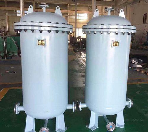 depósito de agua / para buque / autoportante / presurizado