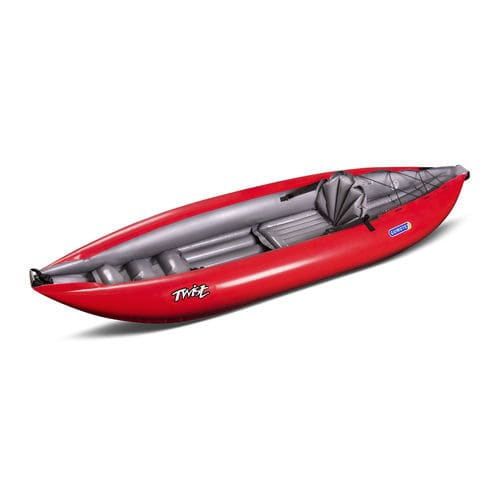 kayak sit-on-top / inflable / de recreo / 1 plaza