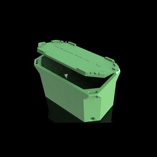 caja de almacenamiento para barco / para la pesca
