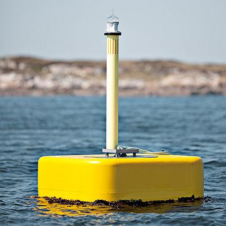 luz de señalización para barco