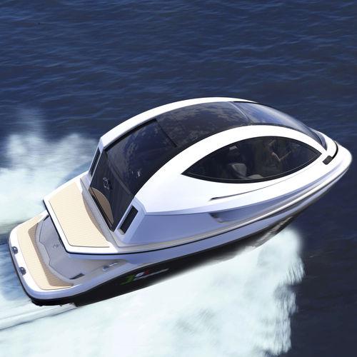 barco turístico / hidrojet intraborda / diésel / eléctrico