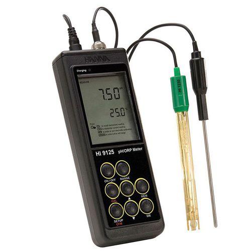 pHmetro para la acuicultura