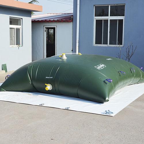 depósito de combustible / para barco / de almacenaje temporal / para buque