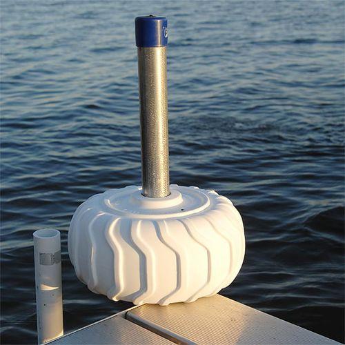 defensa para barco / de pantalán / rueda