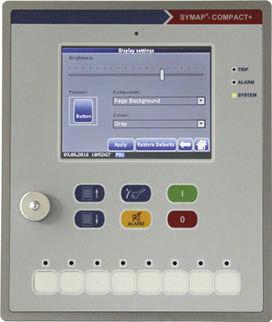panel de mando y protección para barco / para grupo electrógeno / para motor