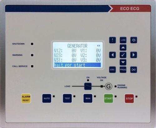 panel de mando para barco / para buque / para grupo electrógeno