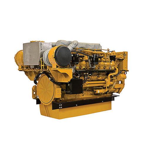 motor para buque diésel / IMO 2