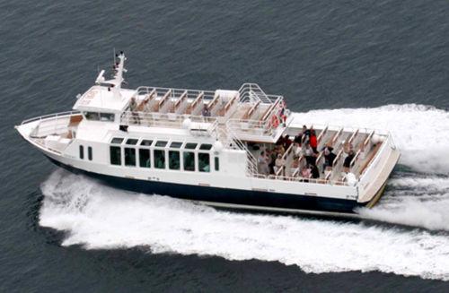 barco profesional barco taxi / intraborda / de aluminio
