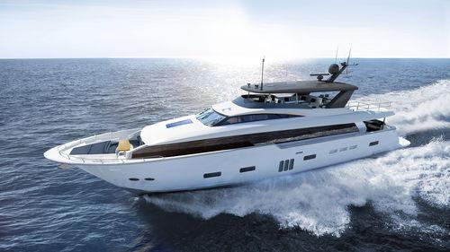 superyate de crucero - Hatteras Yachts