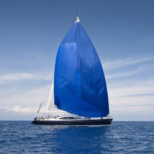 yate de vela de crucero