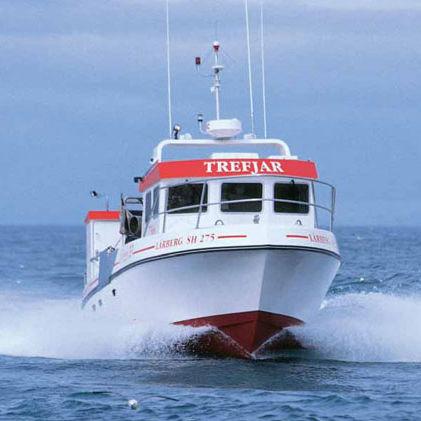 barco profesional barco de pesca profesional