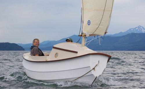 barco de vela ligera múltiple