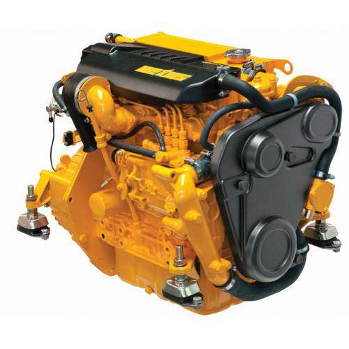 motor recreo / intraborda / diésel