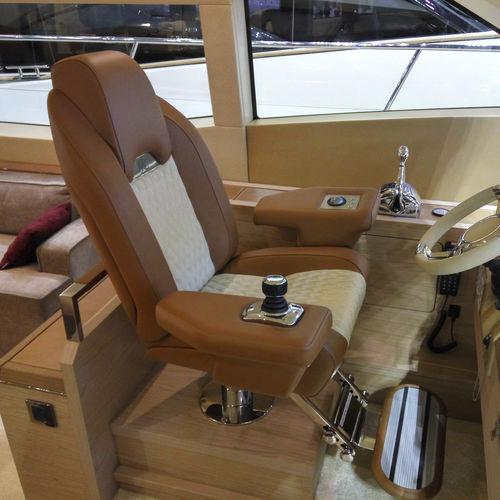 asiento piloto / envolvente / para barco / para yate