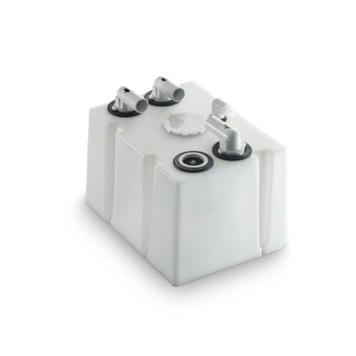 depósito de aguas residuales / para barco / para inodoro