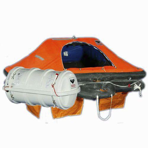 balsa salvavidas para buque / de altura / 6 plazas / 8 plazas