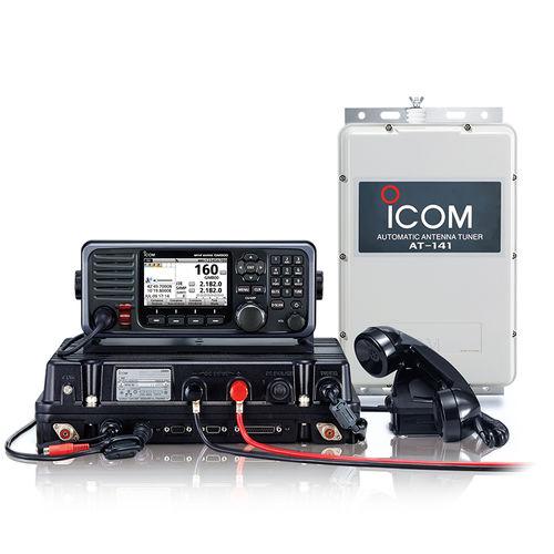 radio marina / fija / VHF / HF
