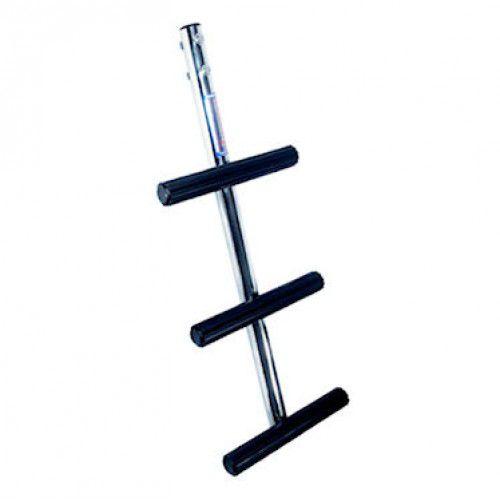 escalera retráctil / para barco / de baño / manual
