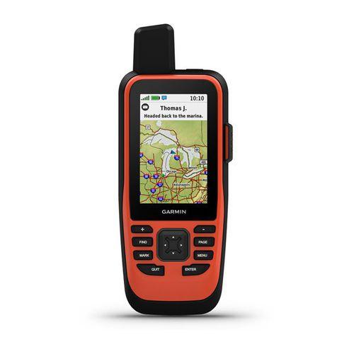 GPS / marino / a color / portátil