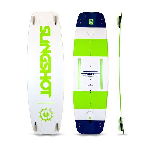 tabla de kitesurf twin-tip / de freeride / de freestyle / allround