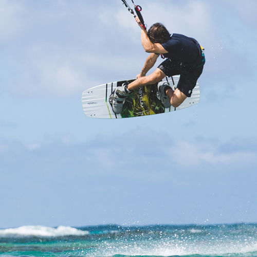 tabla de kitesurf twin-tip / de freestyle / crossover