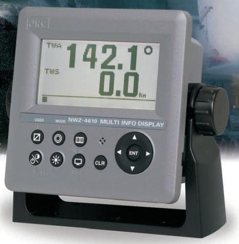 visualizador para buque / multiusos / LCD