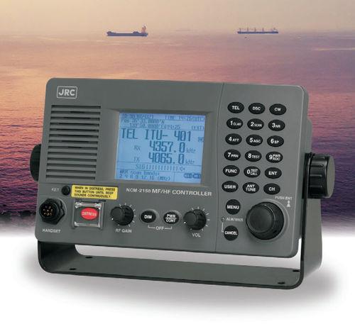 radio marina / para buque / MF / HF