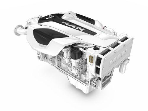 motor intraborda / recreo / diésel / turbo
