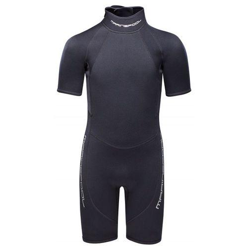 traje húmedo de deporte náutico / shorty / de manga corta / 2.5 mm